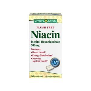 Ниацин ( Niacin) Витамин В3,Vitamin B3