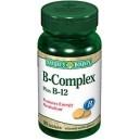 Витамин Б комплекс + Б12
