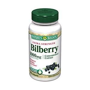 Екстракт от боровинки концентрат- 1000 mg