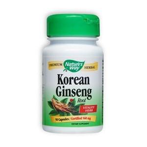 Женшен корейски  (корен) 560 mg