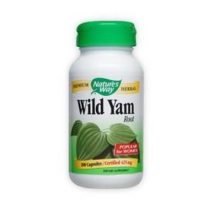 Див Ям / Сладък картоф (корен) 425 mg